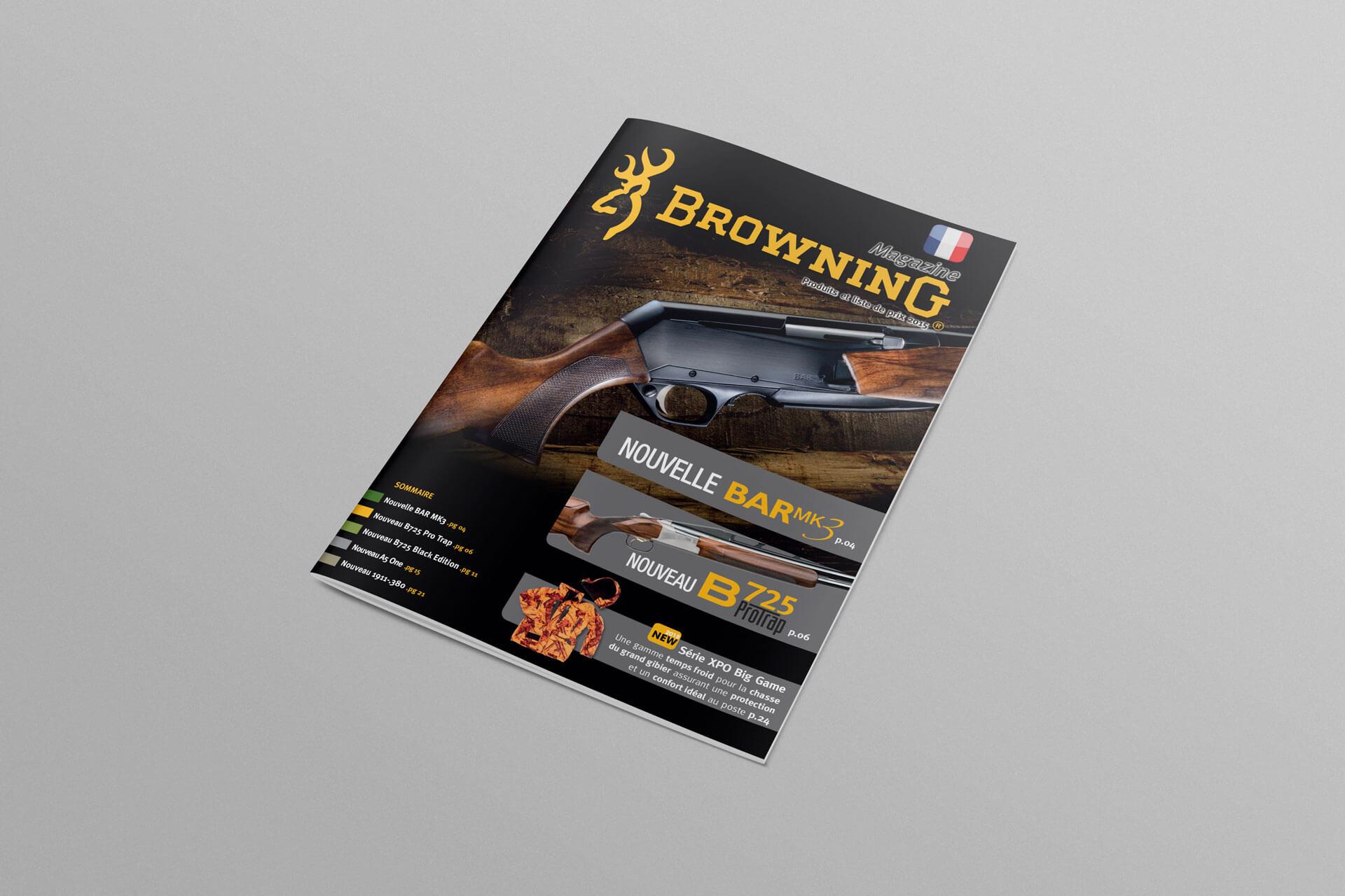 Browning Magazine 0