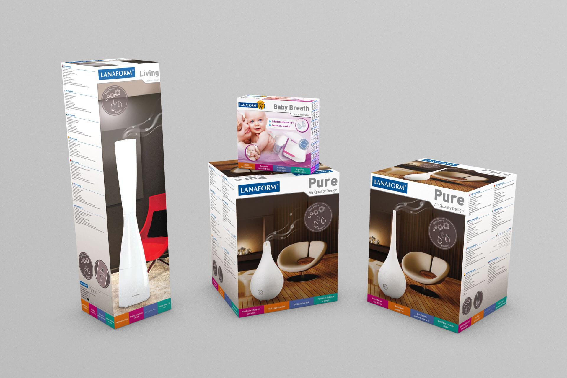 Lanaform Packaging 0