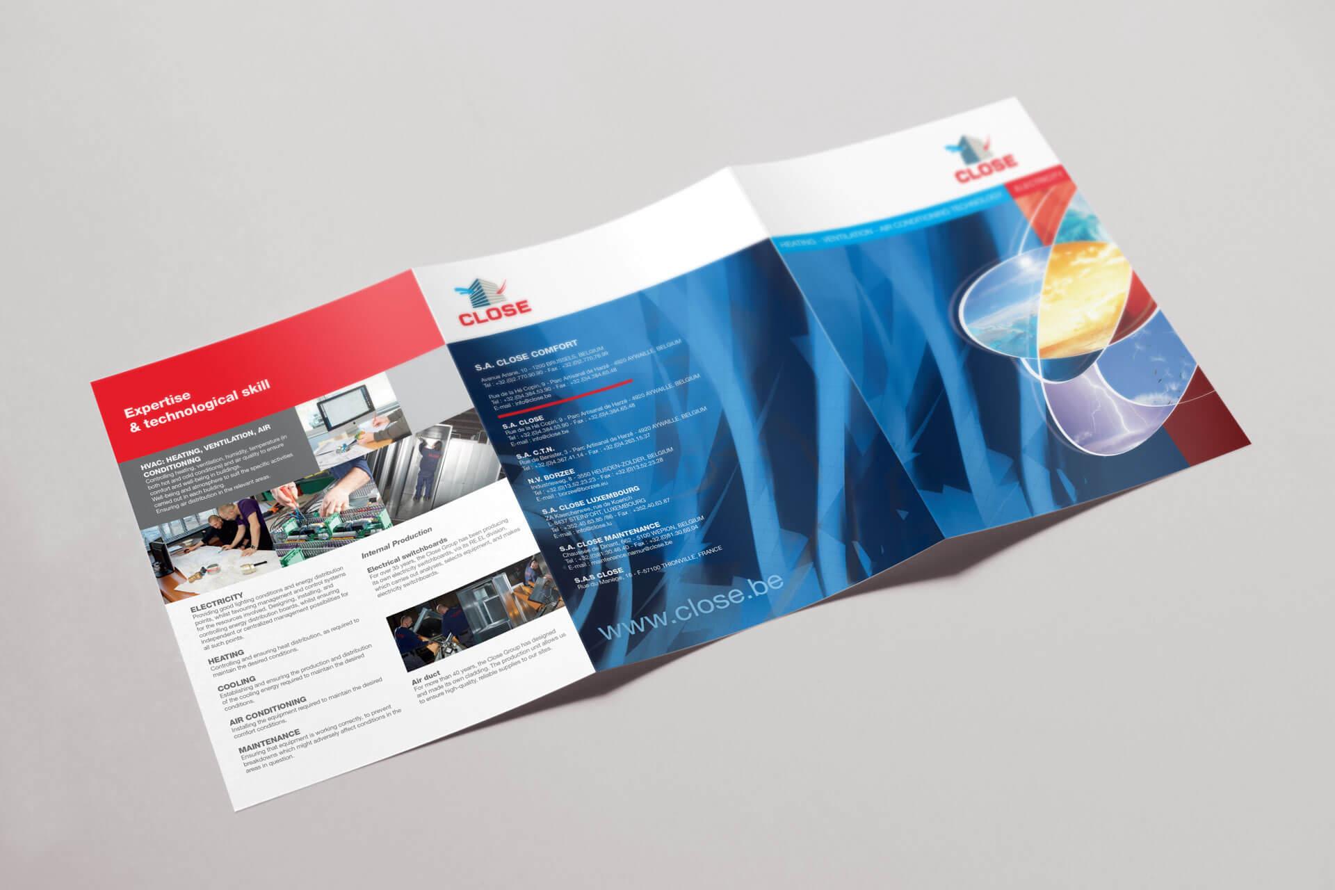 Close Brochure 1