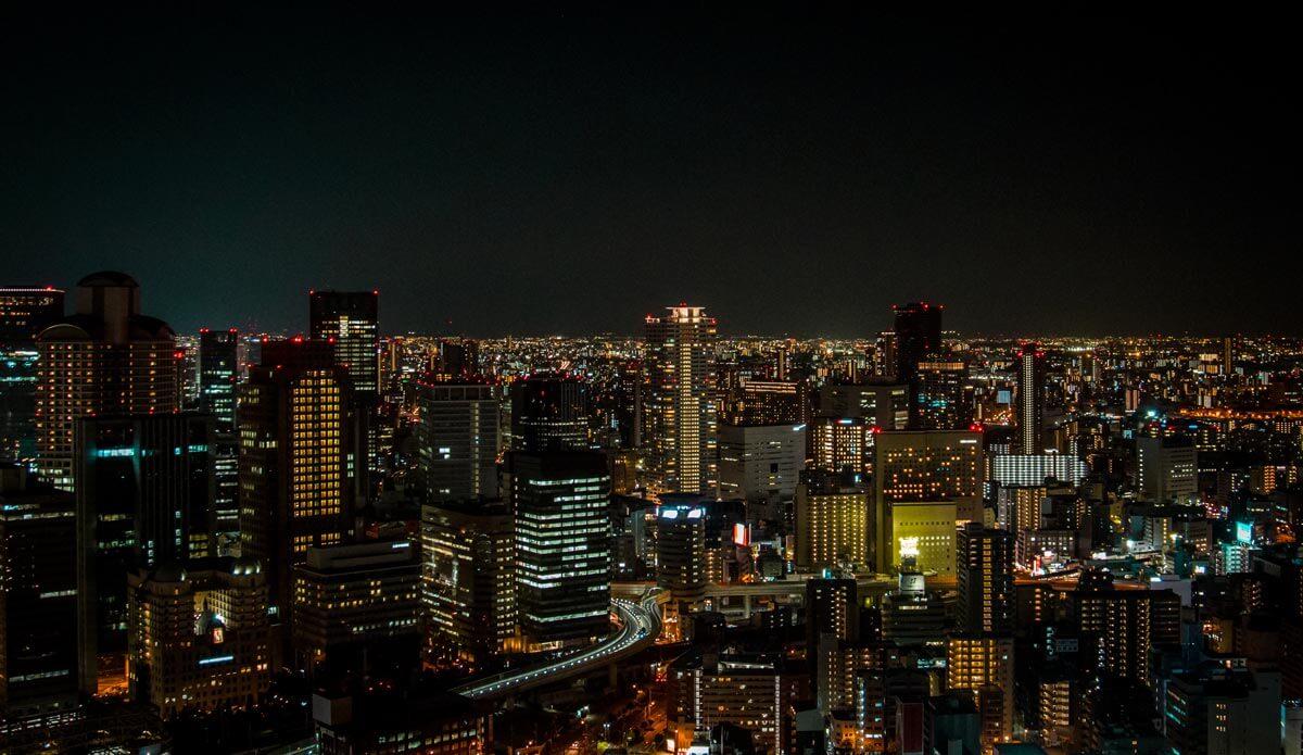 Osaka-Skyline-2