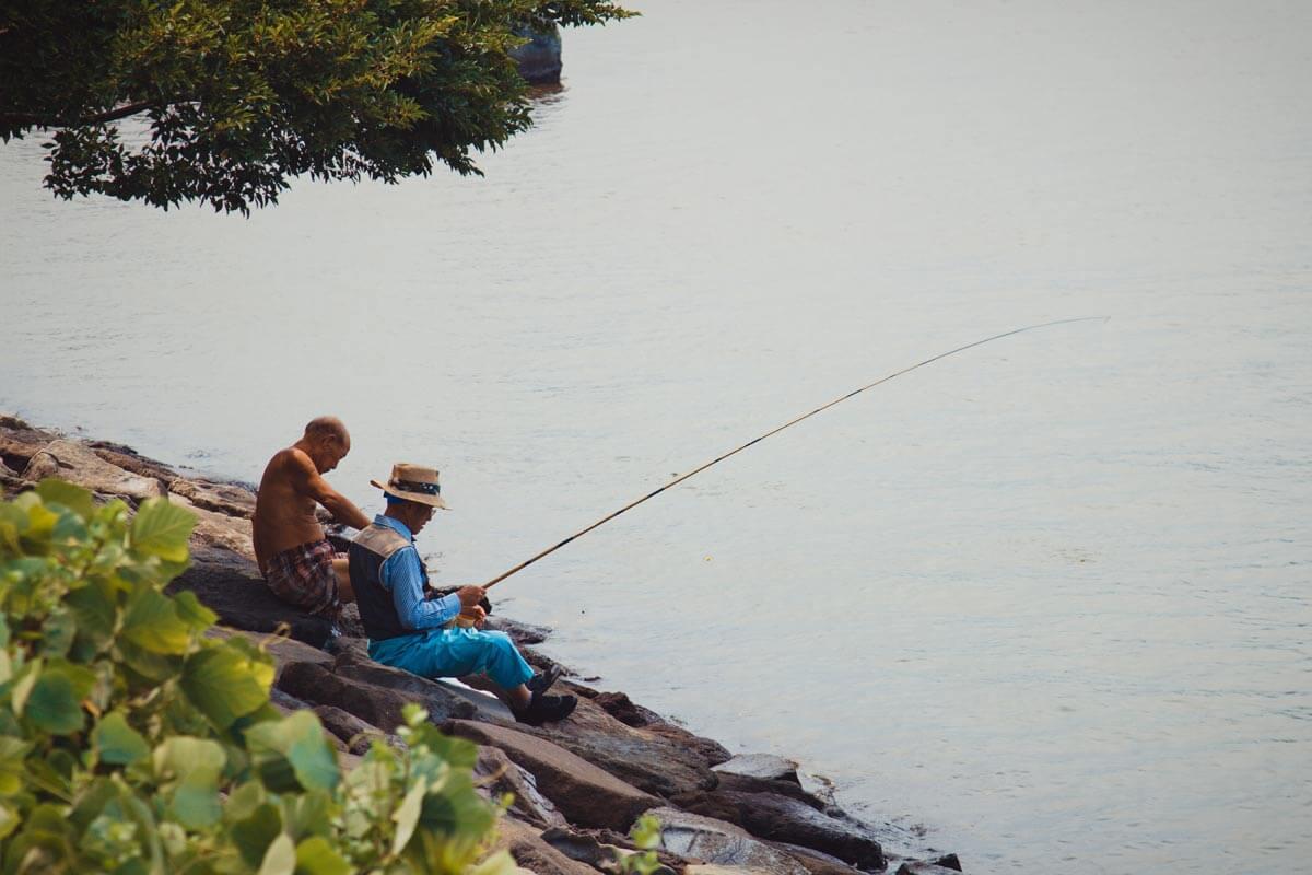 Tokyo-Fishermen